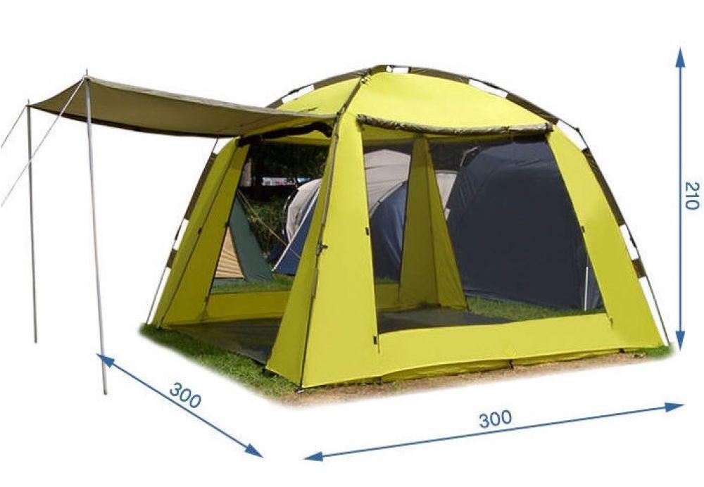 quick setup zelt 3 x3 m gr n khaki gem dog onlineshop. Black Bedroom Furniture Sets. Home Design Ideas